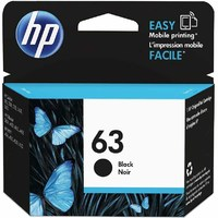 HP 63 Ink Cartridge F6U62AA (Black)