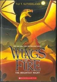 Wings of Fire #5: Brightest Night by Sutherland
