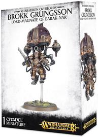 Warhammer Age of Sigmar Kharadron Overlords: Brokk Grungsson Lord-Magnate of Barak-Nar
