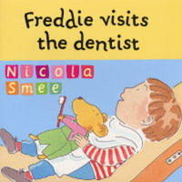 Freddie Visits The Dentist by Nicola Smee image