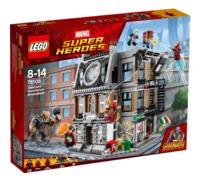LEGO Super Heroes - The Sanctum Sanctorum (76108)