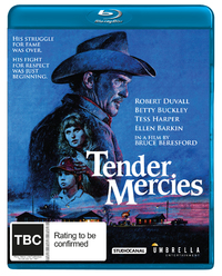 Tender Mercies on Blu-ray