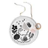 Wee Gallery: Organic Activity Pad - Meadow image