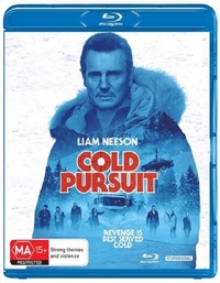 Cold Pursuit on Blu-ray