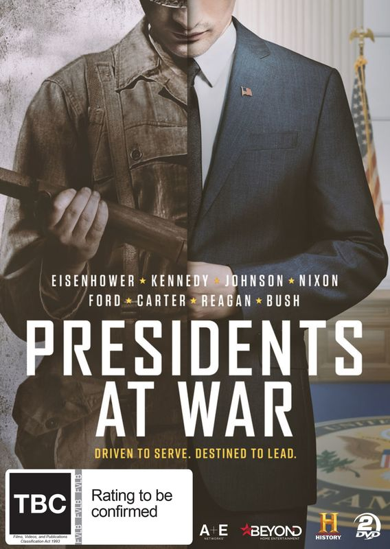 Presidents at War on DVD