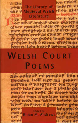 Welsh Court Poems by Rhian M. Andrews image