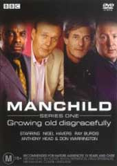 Manchild Series 1 on DVD
