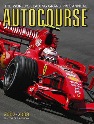 Autocourse by Alan Henry image