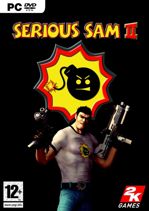 Serious Sam II for PC Games image