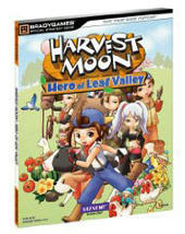 Harvest Moon: Hero of Leaf Valley Official Strategy Guide by Jennifer Sims