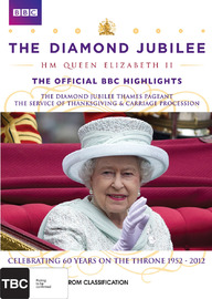The Diamond Jubilee HM Queen Elizabeth II: The Official BBC Highlights on DVD
