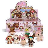 Tokidoki - Donutella and Friends Mini-Plush (Blind Box)