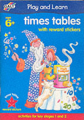 Times Tables by Alison Shelley