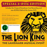 The Lion King: The Landmark Musical Event (CD+DVD) [Special Edition] by Various