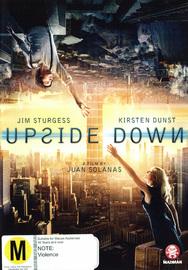 Upside Down on DVD