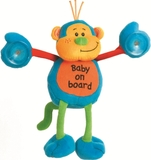 Tolo Charlie the Chimp - Baby on Board