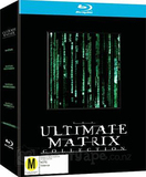 The Ultimate Matrix Collection on Blu-ray