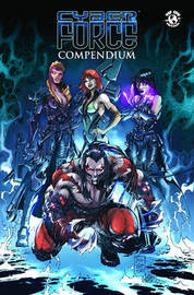 Cyberforce Compendium by Eric Silvestri image