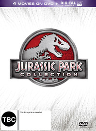 Jurassic Park Box Set (1-3 + World) on DVD