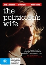 The Politician's Wife on DVD