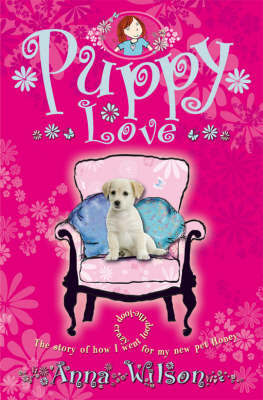 Puppy Love by Anna Wilson image