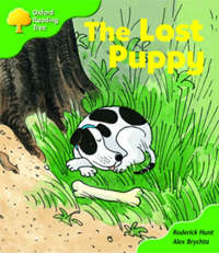 Oxford Reading Tree: Stage 2: More Patterned Stories A: the Lost Puppy by Roderick Hunt image
