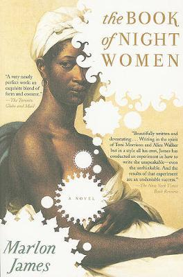 The Book of Night Women by Marlon James image