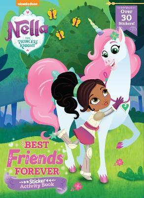 Nella the Princess Knight Sticker Activity Book Best Friends Forever! image