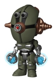 Fallout: Assaultron - 5-Star Vinyl Figure