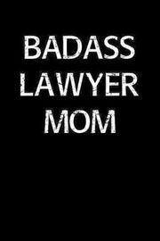Badass Lawyer Mom by Standard Booklets image
