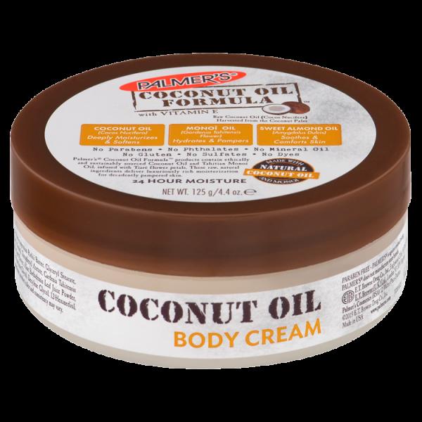 Palmers: Coconut Body Cream (125g)