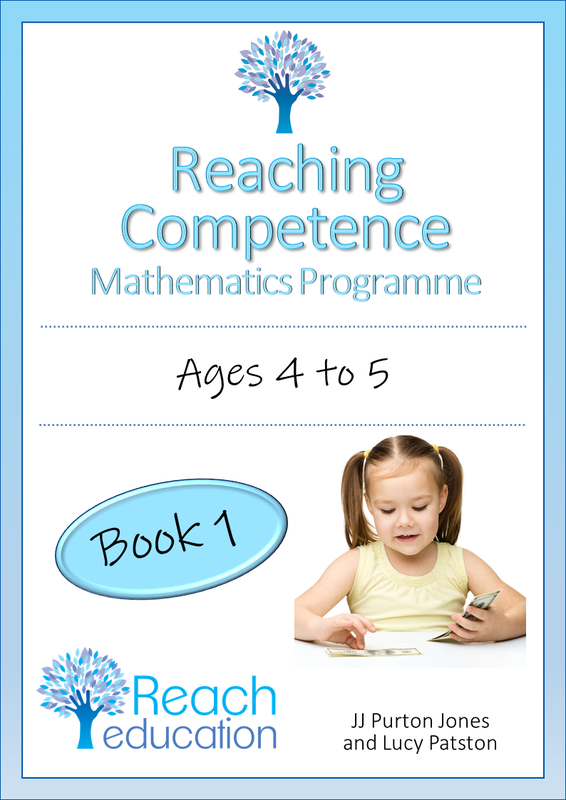 Reaching Competence Mathematics Programme - Book 1 by JJ Purton Jones & Lucy Patston