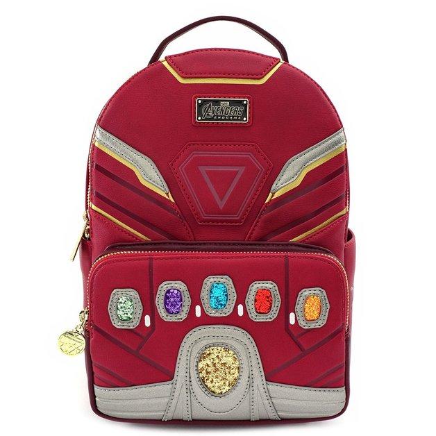 Loungefly: Avengers 4 Endgame - Nano Gauntlet Mini Backpack
