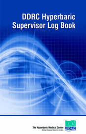DDRC Hyperbaric Supervisors Logbook image