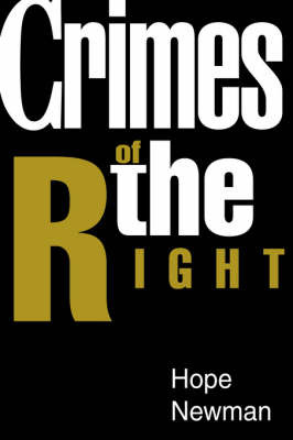 Crimes of the Right by Hope Newman image
