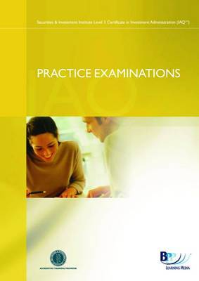 IAQ Technical - Collective Investment Scheme Administration: Practice Exam by BPP Learning Media image