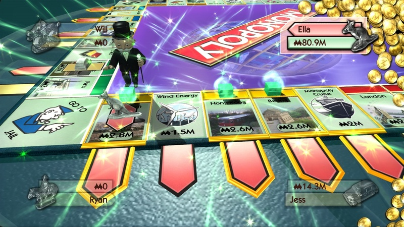 Monopoly Here & Now Worldwide Edition for PS3 image