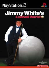 Jimmy Whites Cueball World for PlayStation 2