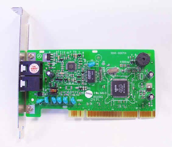 Dynalink 56K PCI Smart T4 Internal Lucent Chipset image