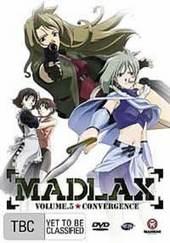 Madlax - Vol. 5: Convergence on DVD