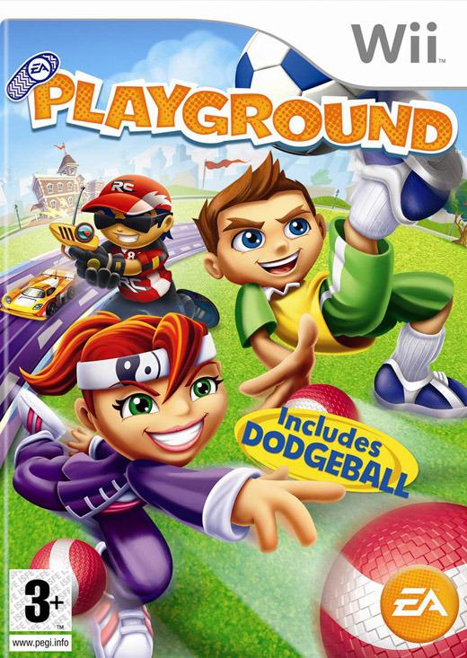 EA Playground for Nintendo Wii