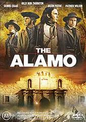 The Alamo on DVD