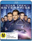 Star Trek Enterprise - Season 2 on Blu-ray