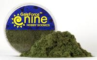 Gale Force Nine Hobby Round Dark Green Static Grass