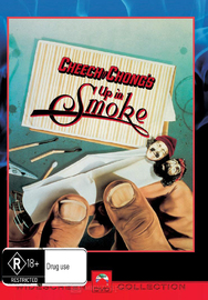 Cheech & Chong's Up In Smoke on DVD