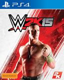 WWE 2K15 for PS4