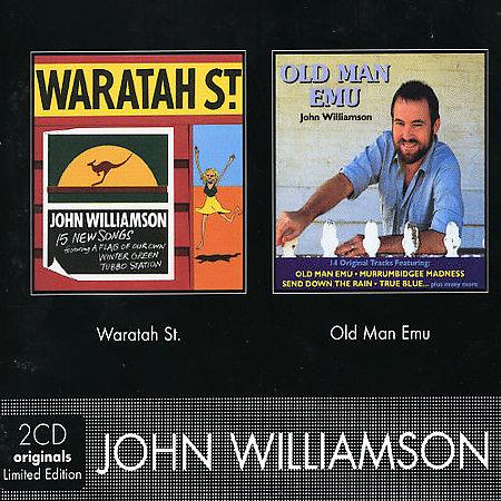 Waratah St/Old Man Emu by John Williamson image