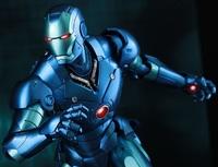"Iron Man - Mark III Stealth Mode 12"" Diecast Figure"