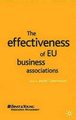 The Effectiveness of EU Business Associations image