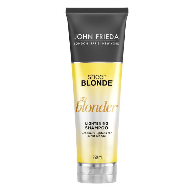 John Frieda - Sheer Blonde Go Blonder Shampoo (250ml)